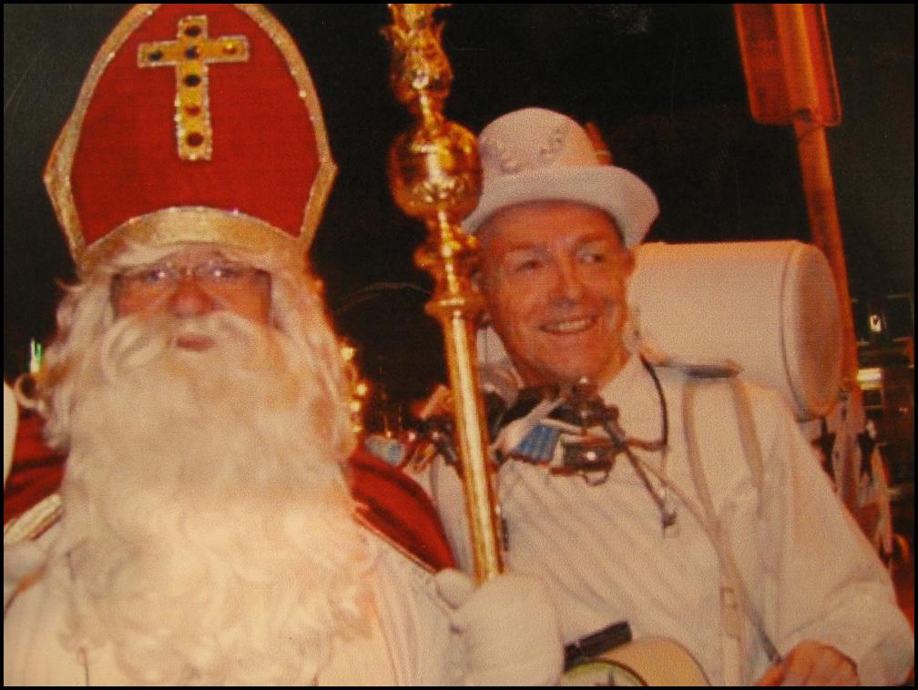 Avec saint-Nicolas